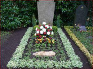Grabpflege, Dauergrabpflege in Leipzig