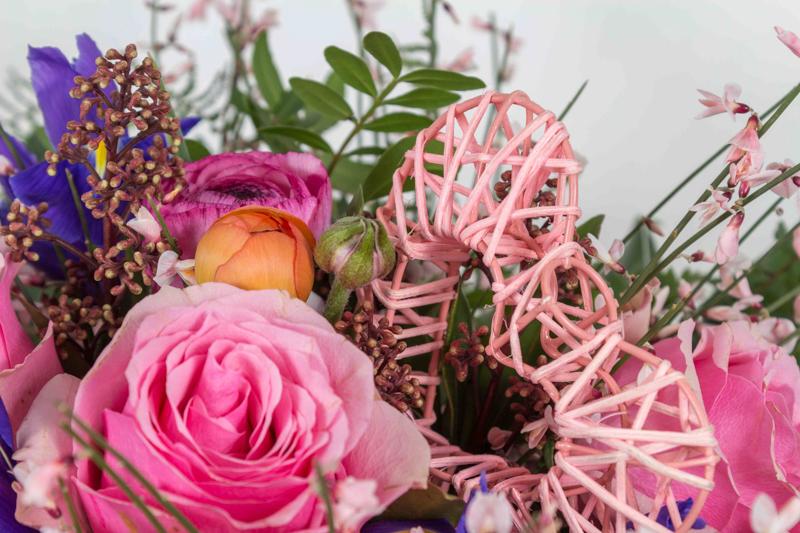 Unsere wunderschönen Blumen.