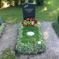 Grabgestaltung Leipzig - Der Erdhügel