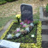 Grabpflege Leipzig - Die Herbstbepflanzung