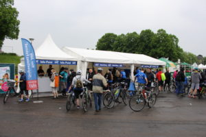 Anmeldestand des LVZ Fahrradfests