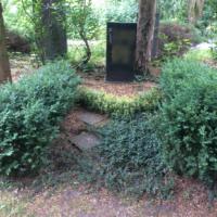 Grabpflege Leipzig - vor der Gestaltung