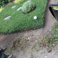 Grabpflege Leipzig Das Säubern von Grabstellen
