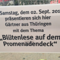 IGA Berlin - Floristik