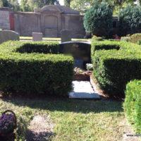 Friedhof Liebertwolkwitz - Grabgestaltung