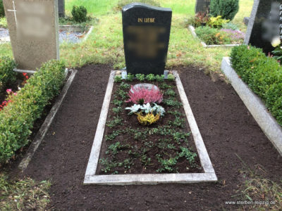 Friedhof Paunsdorf – Grabgestaltung & Grabpflege