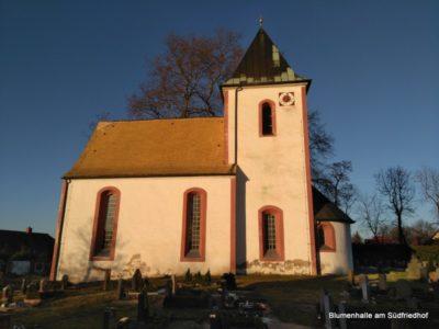 Friedhof Großpösna