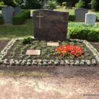 Friedhof Liebertwolkwitz Grabpflege