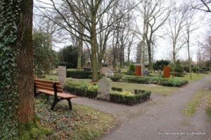 Friedhof Holzhausen - Kirchlische Seite