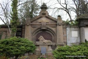 Grabstätte Pinkert - Nordfriedhof