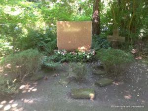 Grabstätte Molzen vorher