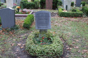 Robert Sipp Grabstätte