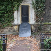 Grabstätte Pittlers - Friedhof Gohlis