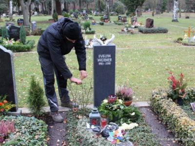 Ostfriedhof Leipzig Grabpflege