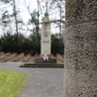 Sowjethain auf dem Ostfriedhof