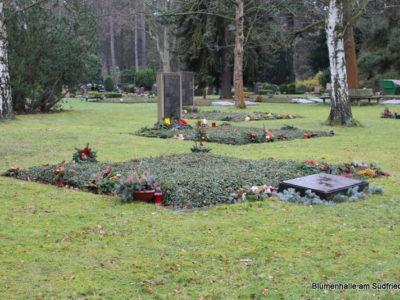 Grabgestaltung Leipzig – so machen wir's – Urnengemeinschaftsanlage
