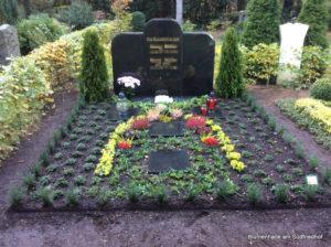 Südfriedhof Grabgestaltung