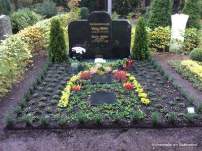 Südfriedhof Leipzig Grabgestaltung