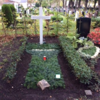 Friedhof Gohlis Grabpflege