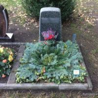 Friedhof Plagwitz - Grabpflege