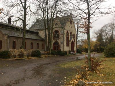 Friedhof Plagwitz – ein Parkfriedhof in Leipzig mit vielen Facetten