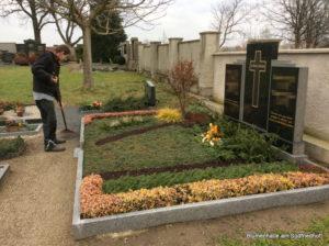 Friedhof Threna Grabpflege