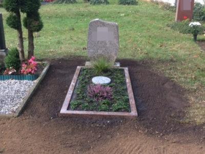 Friedhof Störmthal Grabpflege und Grabgestaltung