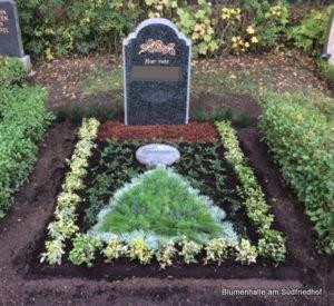 Friedhof Holzhausen Grabgestaltung