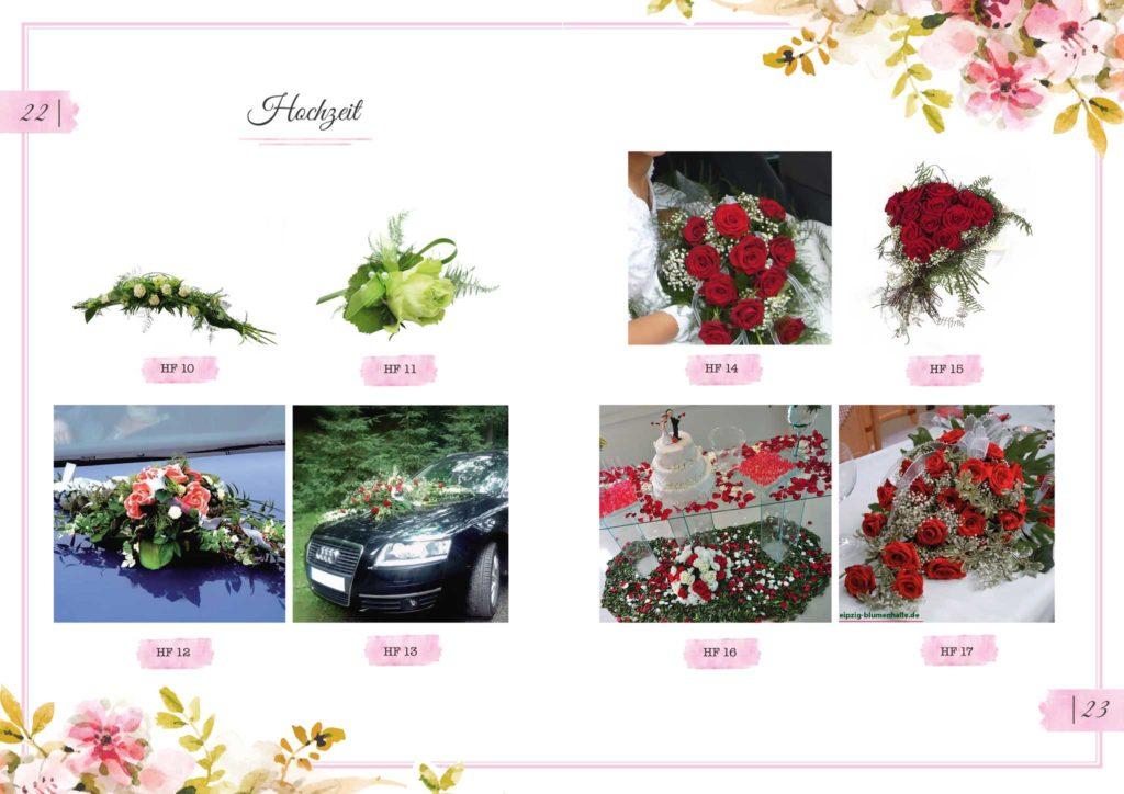 Hochzeit Floristik